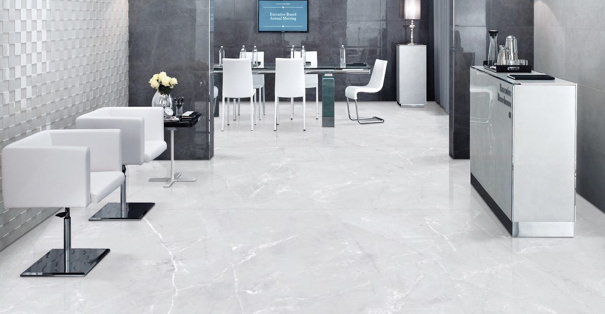 Commercial Spaces Tiles